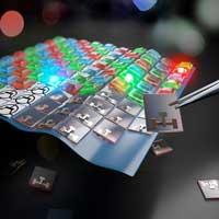 New transistor OLED display