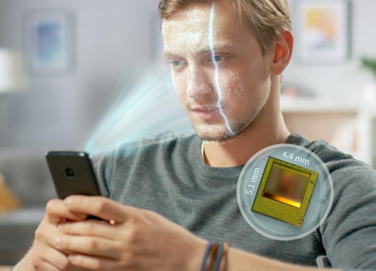 3D image sensor 4.4x5.1 mm - Codex International