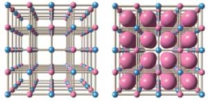 Crystal structure of cobalt Prussian blue analog LixCo[Fe(CN)6]y - Codex International